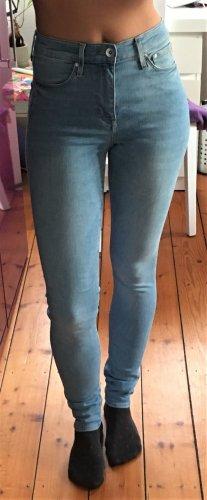 High-waist Jeans, H&M