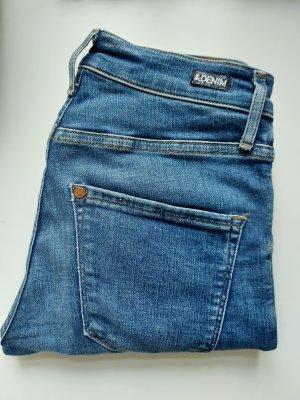 High Waist Jeans, H&M Denim