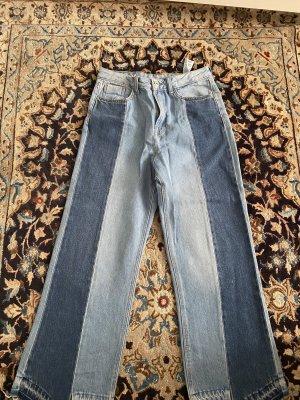 High Waist Jeans Hose