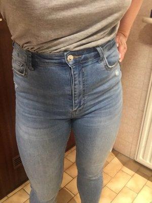 High waist  Jeans Hose Gr 40