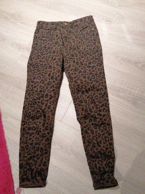 High Waist Jeans Leo