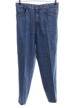 Hoge taille jeans veelkleurig casual uitstraling