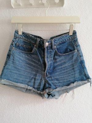 High waist jeans shorts 36
