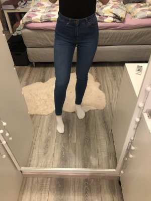 High-Waist Jeans, Stretch