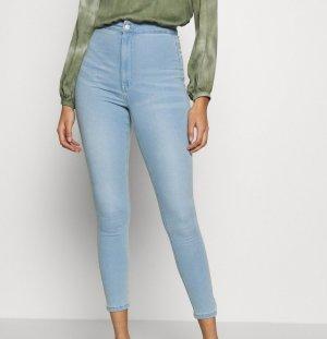 high waist jeans super strech