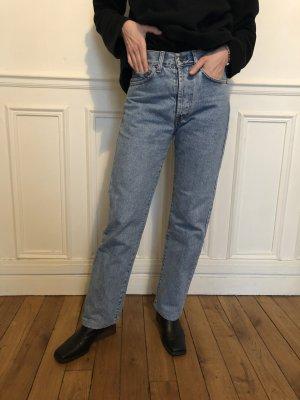 Carrera Boyfriend jeans blauw-lichtblauw