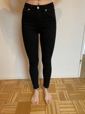 High Waist Jeans von NA-KD, Gr. 36