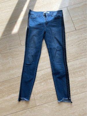 High Waist Jeans von Stradivarius