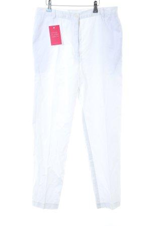 High Waist Jeans weiß Casual-Look