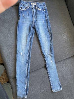 High Waist Jeanshose Tally Weijl