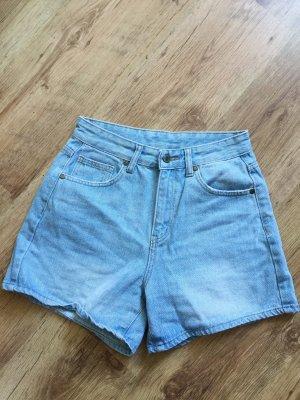 Vintage Denim Shorts multicolored