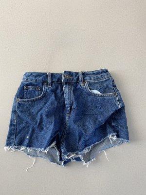 High-Waist Jeansshorts von Subdued