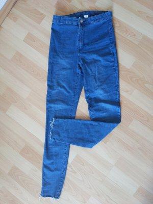 H&M Divided Jegging bleu