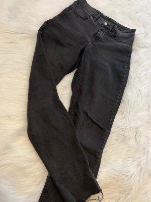High waist Jenas von H&M
