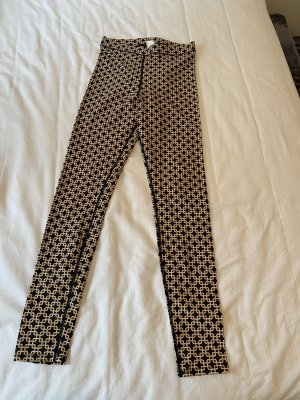 High Waist Leggings mit stylischem Print