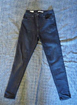 High Waist Levi Jeans