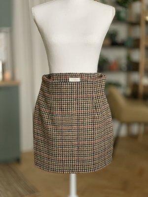 Pencil Skirt orange-brown