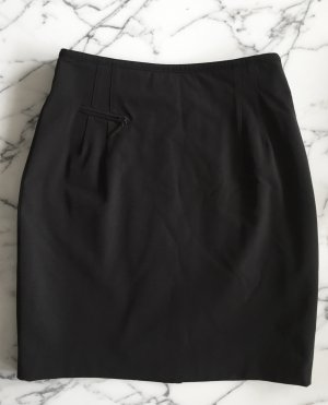 High Waist Rock von Hirsch Stretch