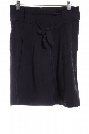 High-Waist-Shorts anthrazit Elegant
