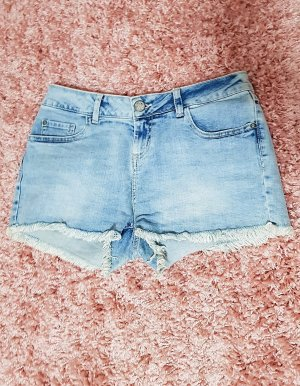 True Vintage High-Waist-Shorts multicolored
