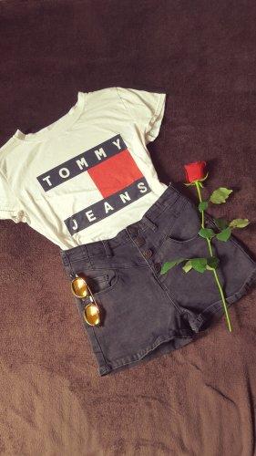 High-Waist Shorts, Jeans Gr. 38, wie Neu