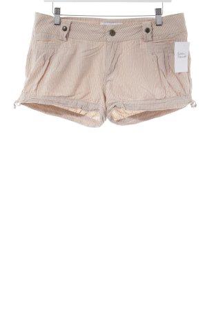 High-Waist-Shorts mehrfarbig Beach-Look