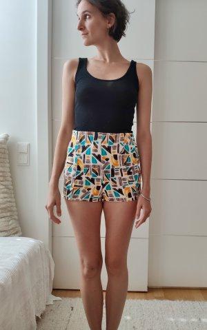 High Waist Shorts Zara