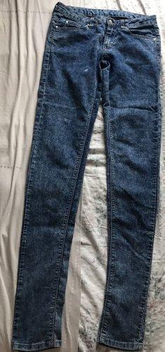 Zara Skinny jeans veelkleurig