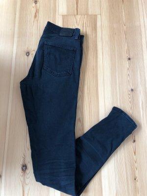 High Waist Skinny Jeans, Größe W28/L34