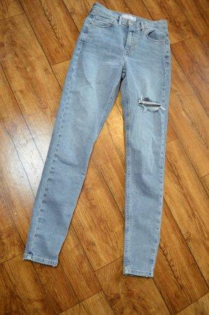 High Waist Skinny Jeans Topshop Jamie 36