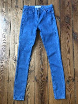 High Waist Skinny Jeans von Topshop