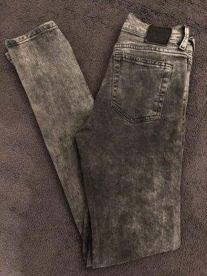High waist skinny Weekday Jeans 26/32