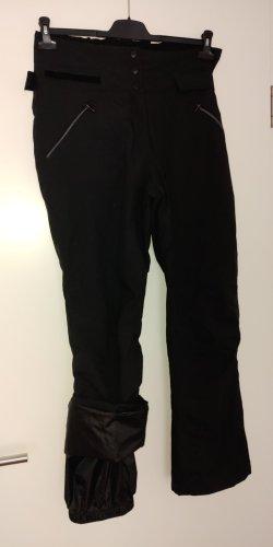 snow tech Snow Pants black mixture fibre