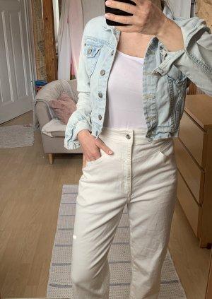 High waist straight jeans von H&M