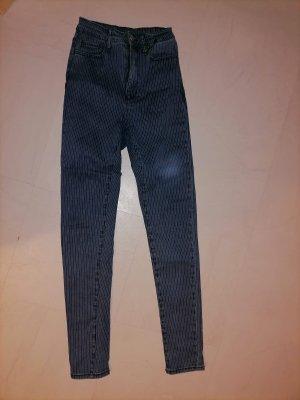 High Waist  strech Jeans,eng 36