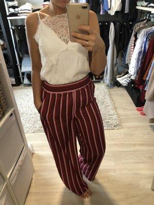 High waist wide pants