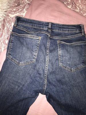 High waiste jeans