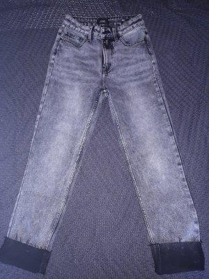 High waisted 3/4 Jeans