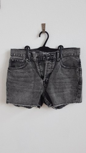 High Waisted Jeans Shorts