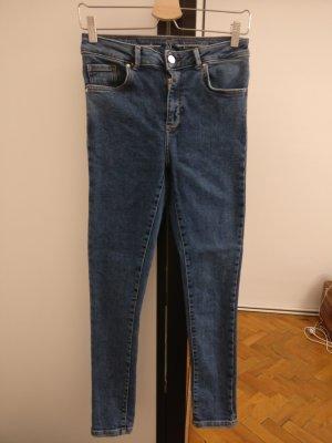 Bik Bok Hoge taille jeans veelkleurig