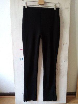 AndOtherStories Leggings negro tejido mezclado