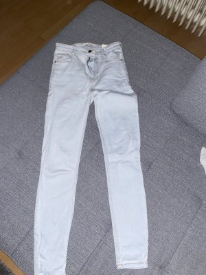 High-Waisted Zara Jeans