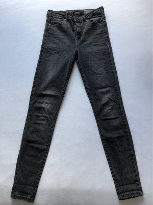 High waste skinny jeans von Vero Moda