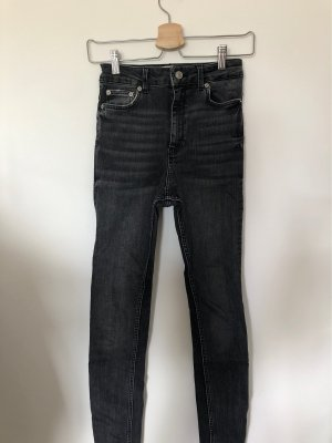 High Waste Zara Jeans