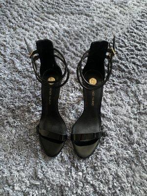 Highheel Sandaletten Neu schwarz