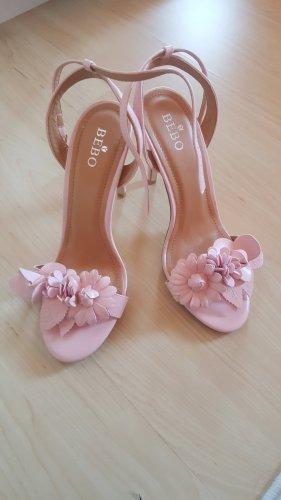 Bebo Hoge hakken lichtroze-roze