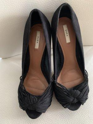 Highheels High Heels Schihe von Zara Gr 37