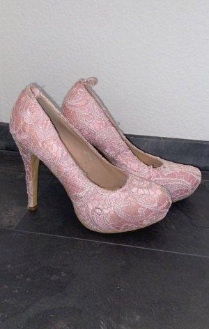 Coco Perla High Heels multicolored