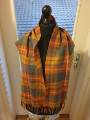 Highlands Woolen Scarf multicolored