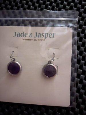Jade & Jasper Orecchino a pendente multicolore